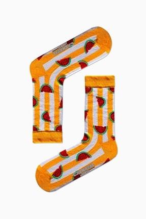 CARNAVAL SOCKS 7'li Carnaval Renkli Tasarım Çorap Set 1027 4
