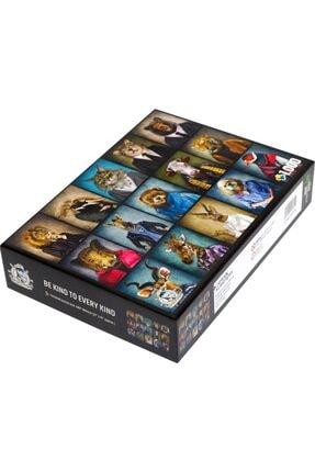 captainalbatross 1000 parça Puzzle Be Kind to Every Kind 1