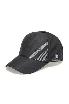 Lumberjack CT591 DAVIES Siyah Erkek Şapka 100668939 0