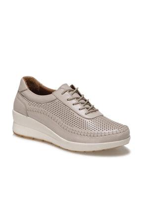 Polaris 103228.Z1FX Bej Kadın Klasik Ayakkabı 101001296 0