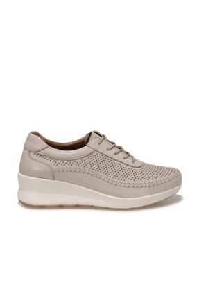 Polaris 103228.Z1FX Bej Kadın Klasik Ayakkabı 101001296 1
