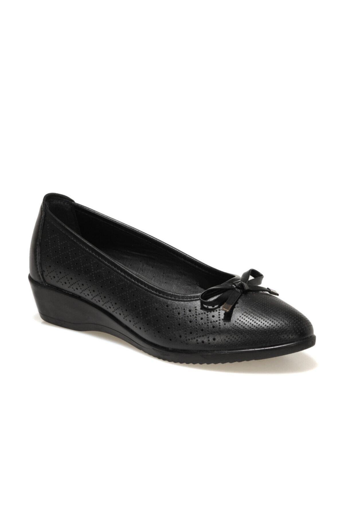 161646.Z1FX Siyah Kadın Basic Comfort 100982828