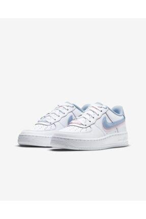 Nike Kadın  Air Force 1 Lv8 ( Gs ) Sneaker Ayakkabı 4