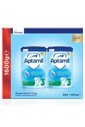 Aptamil 3 Devam SütüMega Paket 2x800 g 9-12 Ay 1
