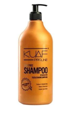 Kuaf Keratin Tuzsuz Şampuan 1000 ml 0
