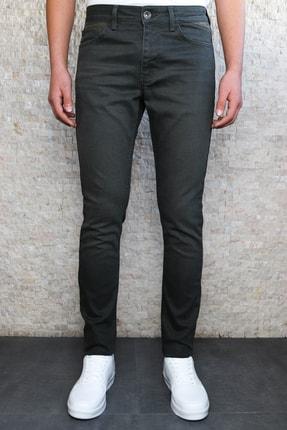 HLT JEANS Erkek Yeşil Slim Fit Pantolon Hltvalkhi 1