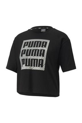 Puma Kadın Spor Sweatshirt - SUMMER PRINT Graphic - 58416901 0