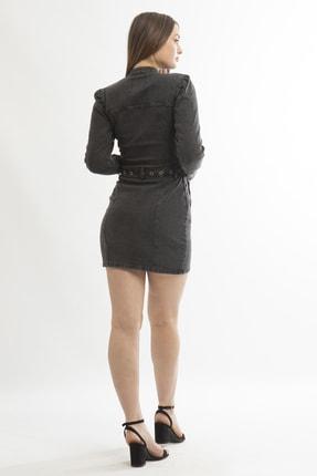 DeepStar Denim Elbise 3
