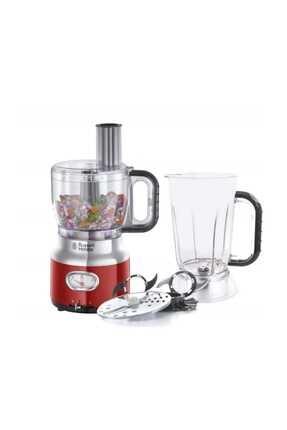 Russell Hobbs 25180-56 RETRO Kırmızı Mutfak Robotu 0