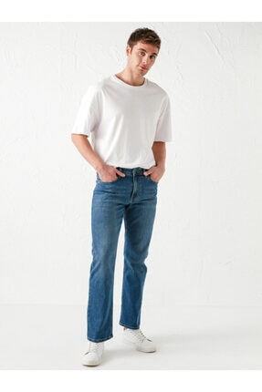 LC Waikiki Erkek Mavi Jean 1