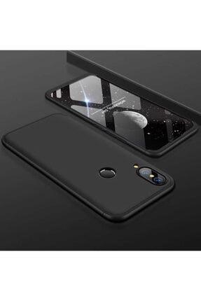 Huawei P20 Lite Kılıf 360 Derece Tam Koruma 3 Parça Ays Model 0
