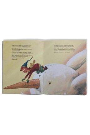 Parıltı Yayıncılık Ilk Yapıştırmalarım Seti (4 Kitap) Ve Kardan Tavşan - Yapıştır Boya Dinle 2