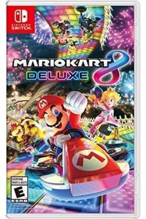 Nintendo Switch Mario Kart 8 Deluxe Oyun 0