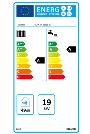 Vaillant Ecotec Plus 236/5-5 (17.000 Kcal) Tam Yoğuşmalı Kombi 1