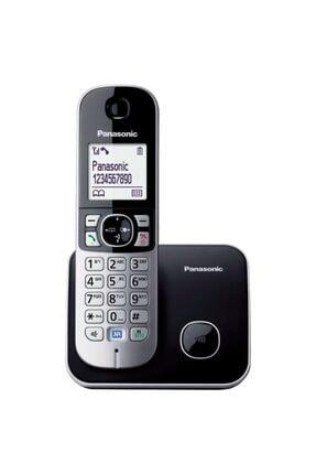 Panasonic Kx-tg6811 Siyah Telsiz Dect Telefon Elektrik Kesintisinde Konuşabilme 0