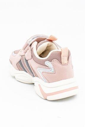 Jump Kız Çocuk Pembe Cırtlı Günlük Ayakkabı 20kjum26056071 2