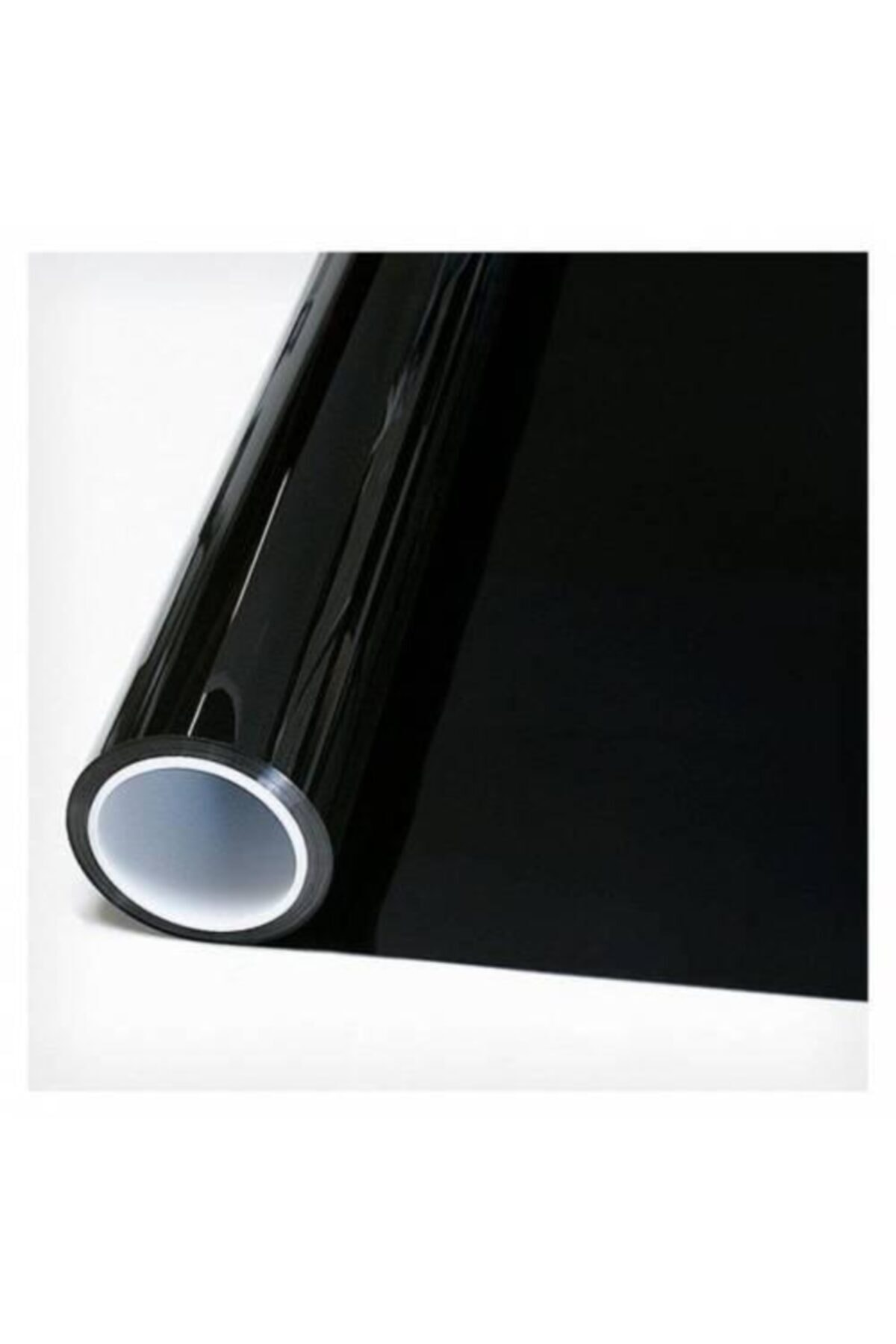 Cam Filmi Siyah Çizilmez Koyu Ton-100 Cm-5 Metre