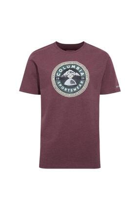Brightwoods Basin™ Kısa Kollu Erkek T-shirt resmi
