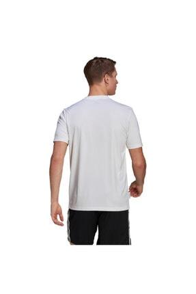 adidas M FTO ICN T Beyaz Erkek T-Shirt 101079871 2