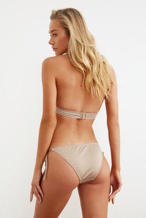 TRENDYOLMİLLA Vizon Bağlama Detaylı  Bikini Altı TBESS21BA0170 3