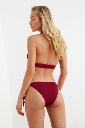 TRENDYOLMİLLA Bağlama Detaylı Düşük Bel Bikini Altı TBESS21BA0170 3