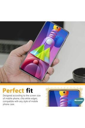 Zore Samsung Galaxy M51 Temperli Kırılmaz Cam Ekran Koruyucu 3