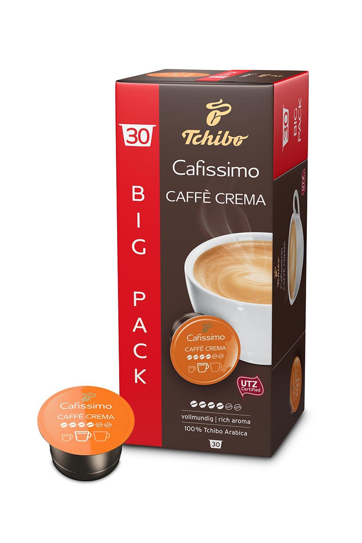 Tchibo Caffè Crema Rich Aroma 30'Lu Kapsül Kahve 90326 0