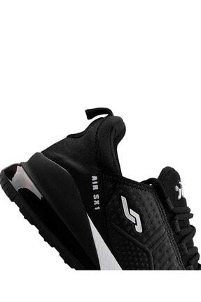 Jump 24883 Air Taban Erkek Spor Ayakkabı - Siyah 4
