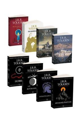 İthaki Yayınları J.r.r. Tolkien 8 Kitap Takım 0