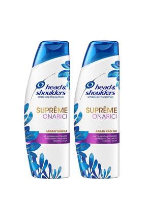 Head And Shoulders Head & Shoulders Supreme Kepek Karşıtı Şampuan Onarıcı 300 ml X 2 1