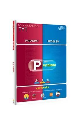 Tonguç Akademi Tonguç Tyt P Vitamini Parağraf Ve Problemler 0