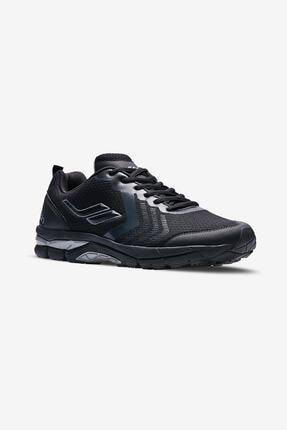 Lescon Erkek Siyah Rapid Runner Spor Ayakkabısı 4