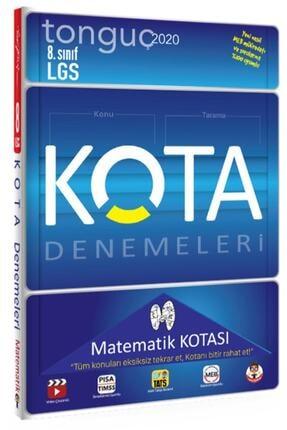 Tonguç Akademi 8.Sınıf Matematik Kota Denemeleri 0
