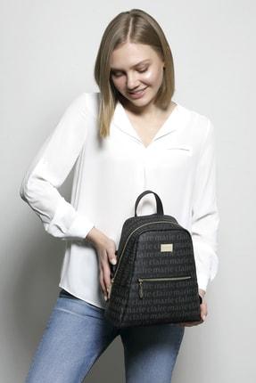 Marie Claire Kadın Siyah Sırt Çantası Lisa Mc212102003 0