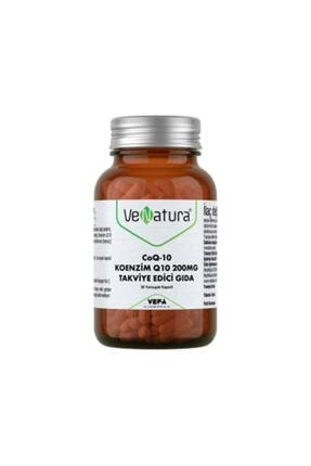Venatura Coq-10 Koenzim Q10 200 Mg Takviye Edici Gıda 30 Kapsül 0