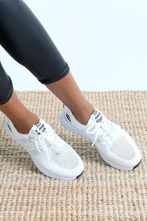 Tonny Black Unısex Beyaz Spor Ayakkabı 2