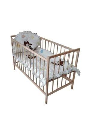 DBK Iki Kademeli Ahşap Bebek Karyolası 3