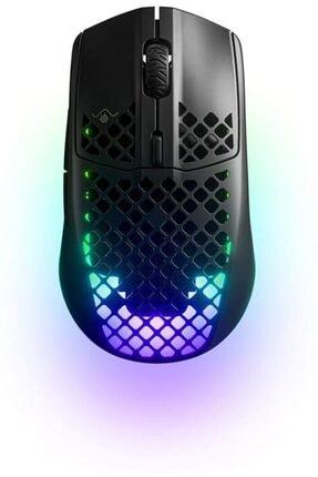 SteelSeries Aerox 3 Wireless 18000 Dpı Ultra Hafif Gaming Mouse Siyah 0