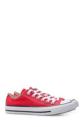 Converse Chuck Taylor All Star Unisex Kırmızı Kısa Sneaker (m9696c) 3