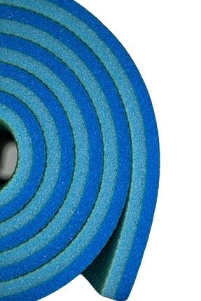 Attack Sport Pilates Minderi, Yoga ve Egzersiz Matı Taşınabilir Askılı 2