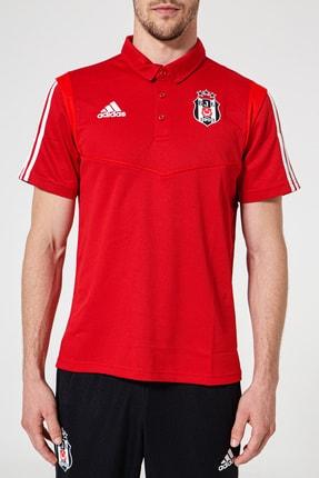 Beşiktaş TIRO19 POLO Kırmızı Erkek Kısa Kol T-Shirt 101117529 2