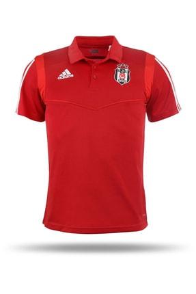 Beşiktaş TIRO19 POLO Kırmızı Erkek Kısa Kol T-Shirt 101117529 3