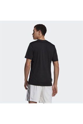 adidas M FTO ICN T Siyah Erkek T-Shirt 101079872 1