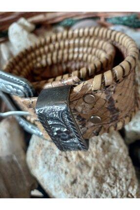 Kadın Deri Kemer, Elyapımı Kemer,yılanderisi Kemer k67392