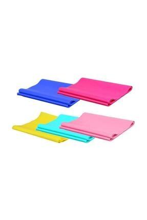 TechnoSmart Pilates Bandı Plates Egzersiz Direnç Lastiği 1 Adet 1