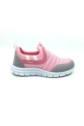 Callion Kız Erkek Çocuk Pembe Ortopedik Yazlık Rahat Agua Spor Ayakkabı 26-35 1