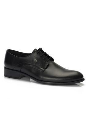 Muggo H043 Hakiki Deri Klasik Erkek Ayakkabı 0