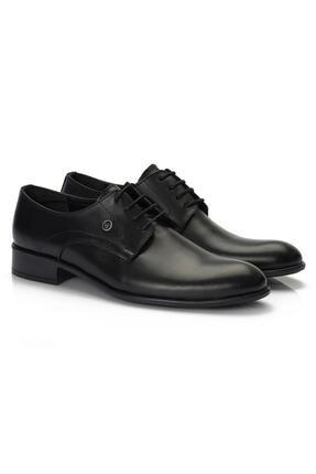 Muggo H043 Hakiki Deri Klasik Erkek Ayakkabı 2