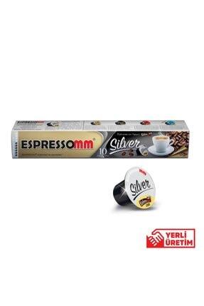 ESPRESSOMM Silver Kapsül Kahve (50 Adet) - Nespresso Uyumlu 1
