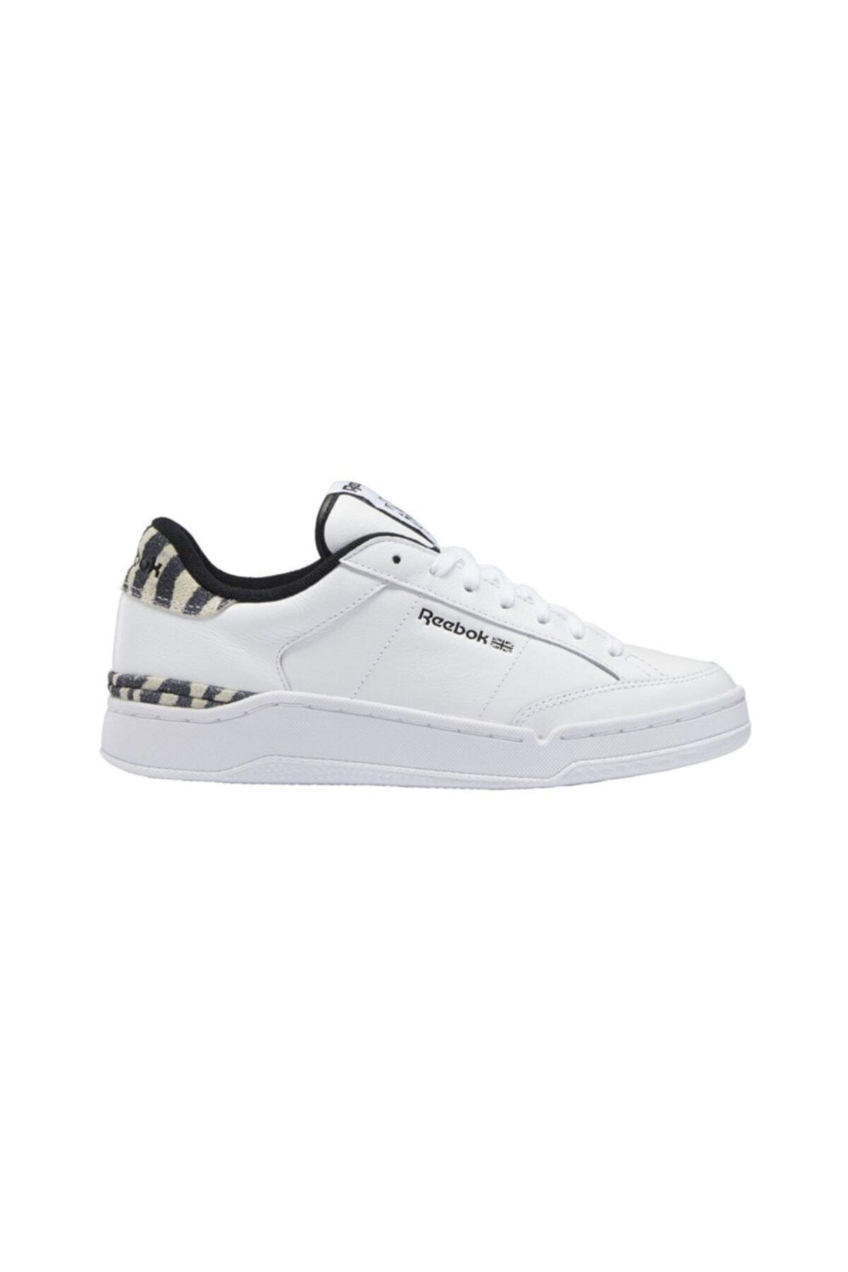 Kadın Beyaz Ad Court Tenis Ayakkabısı